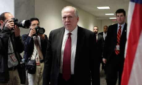 John Brennan, nominee for CIA director