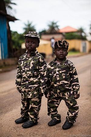 Joonna Petterson: Conakry, Guinea
