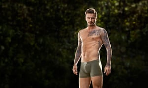 David Beckham's new campaign for H&M