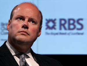 Stephen Hester, the CEO of RBS.