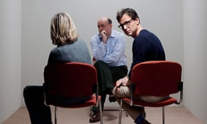 Tim Dowling goes couple counselling with his wife