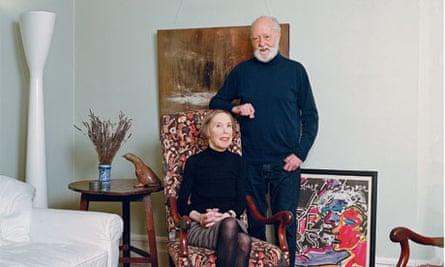 Edmundo Desnoes and Felicia Rosshandler