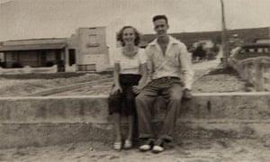 Edmundo Desnoes and Felicia Rosshandler at 16