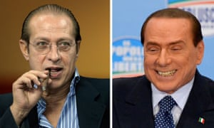 Paolo and Silvio Berlusconi: the gaffe brothers.