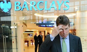 Former Barclays boss Bob Diamond in 2010