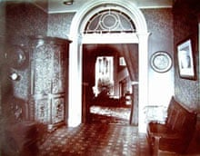 The interior of 84 Plymouth Grove in Gaskell's time
