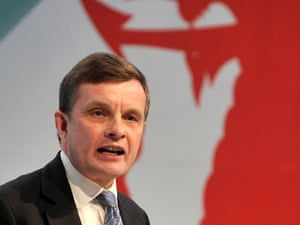 """Welsh secretary David Jones, nicknamed """"Jones the Jag"""" by Labour after it was revealed he used an official car for a 100m journey."""
