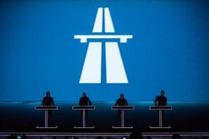 Kraftwerk: Autobahn