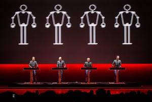 Kraftwerk: We Are the Robots