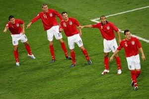 Jamie Carragher's career: Sweden v England - World Cup 2006