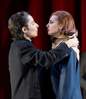 Ten best: The Coronation Of Poppea, Glyndeborne Opera
