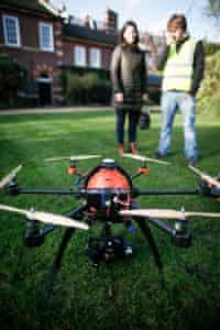 Garden Drone London