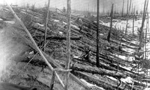 The Tunguska event: a Siberian meteor mystery from 1908 ...