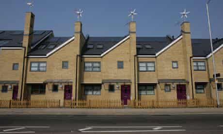 Social housing in Croydon