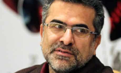 Javad Shamaghdari,