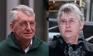 Michael Brewer and his ex-wife Kay Brewer have been convicted of indecently assaulting an ex-student