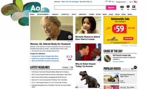 AOL TimeWarner