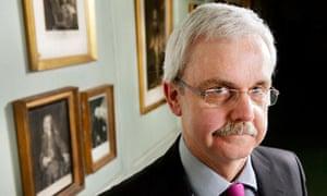 Eton headmaster Tony Little