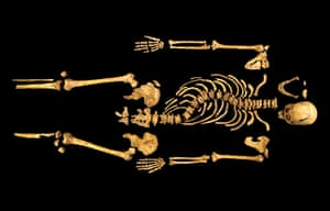 20 Photos: The skeleton of King Richard III, found in Leicester