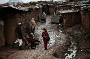 20 Photos: Afghan refugees in Islamabad, Pakistan