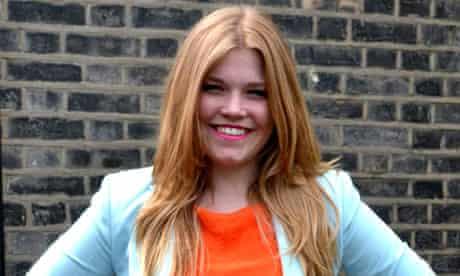 Libby Page, former fashion intern