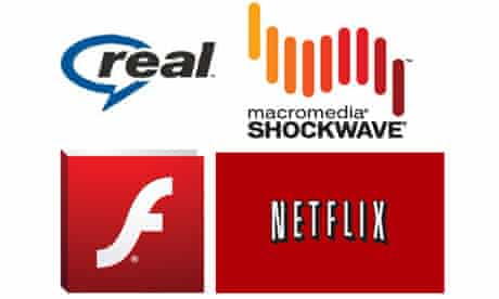 internet streaming real shockwave flash netflix