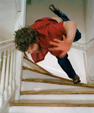 The falling man : The Falling Man