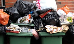 Health Fears grow As Leeds Rubbish Piles Up Due To Ongoing Bin Strike