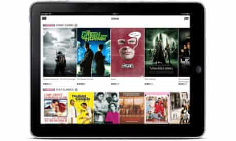 Now TV on iPad