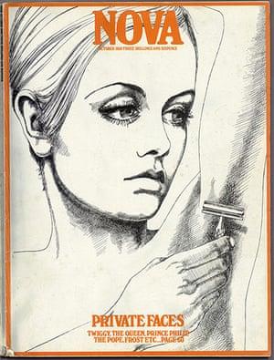 Magazine covers: Nova magazine, 1968