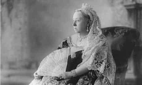 Queen Victoria Aged 78