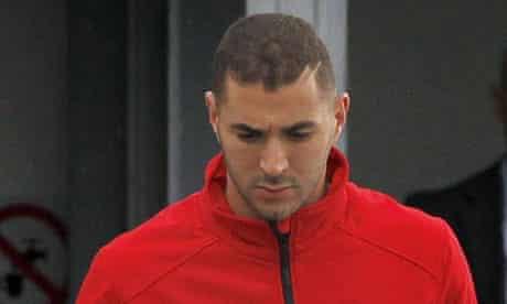 Karim Benzema caught speeding more than 100 kph over limit