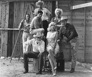Elliott Erwitt: On the set of 'The Misfits', Reno, Nevada, 196
