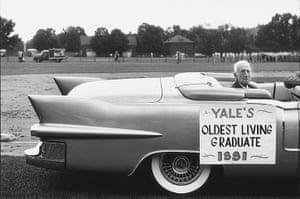 Elliott Erwitt: New Haven, Connecticut, 1955