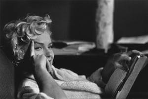 Elliott Erwitt: Marilyn Monroe, New York, 1956