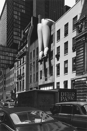 Elliott Erwitt: New York, 1978