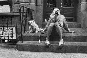 Elliott Erwitt: New York, 2000