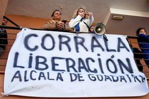 Seville corralas: Corrala Liberacion