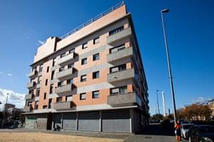 Seville corralas: Corrala Utopía
