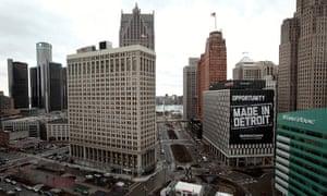 Detroit going bust : Detroit going bust