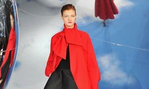 paris fashion raf simons oscars triumph dior