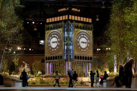 annual Philadelphia Flower Show