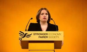 Jo Shaw, Liberal Democrat spring conference, 10/3/13