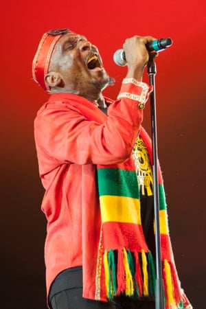 Jimmy Cliff headlines the main stage