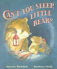 Cover of Can't You Sleep Little bear?