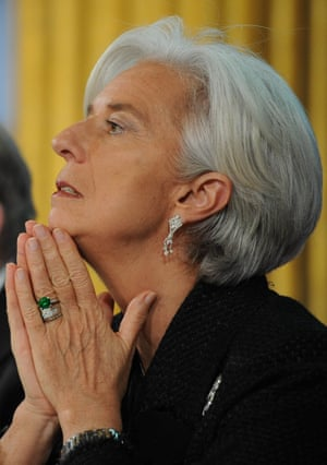 Christine Lagarde, the managing director of the IMF, could be placed under formal investigation.