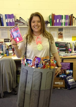 World book day for teachers