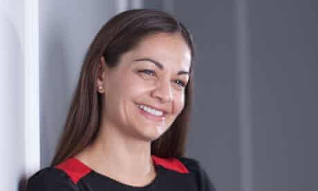 London Mayoral Candidate, Siobhan Benita, New Malden, London, Britain - 07 Jan 2012