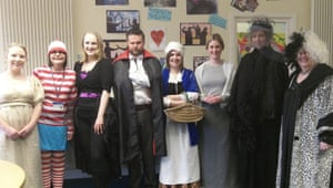 World book day: Kesgrave