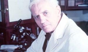 Alexander Fleming/Popperfoto